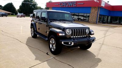 Jeep Wrangler Unlimited 2019 for Sale in Kewanee, IL