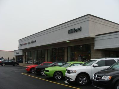 Milford Chrysler Sales Image 8