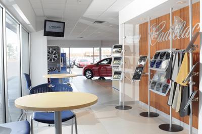 Greg Bell Chevrolet Cadillac Image 1