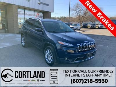 Jeep Cherokee 2018 a la venta en Cortland, NY