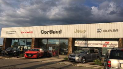 Cortland Chrysler Dodge Jeep RAM Image 1