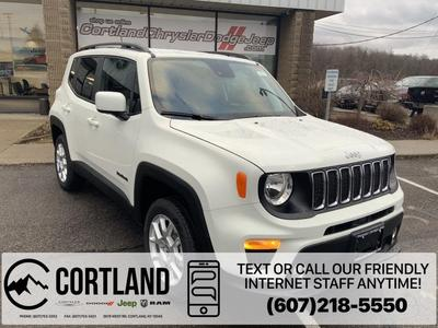 Jeep Renegade 2021 for Sale in Cortland, NY