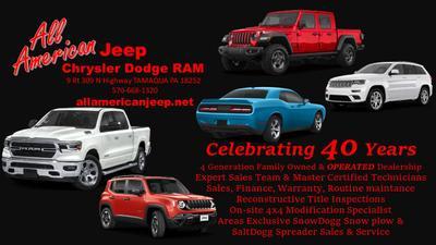 All American Chrysler Dodge Jeep RAM Image 1