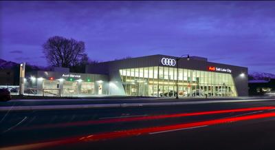 Audi Salt Lake City Image 5