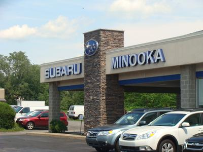 Minooka Subaru Image 2