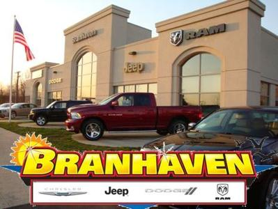 Branhaven Chrysler Jeep Dodge Ram Image 1