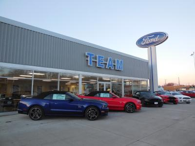 Team Ford-Lincoln Image 2