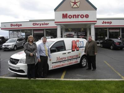 Monroe Superstore Dodge Chrysler Jeep RAM Image 2