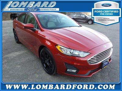 Ford Fusion 2020 a la venta en Barkhamsted, CT
