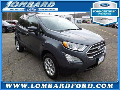 Ford EcoSport 2020 for Sale in Barkhamsted, CT