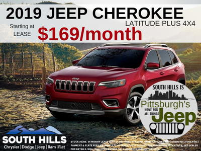 South Hills Chrysler Dodge Jeep RAM FIAT Image 1
