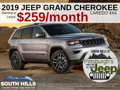 South Hills Chrysler Dodge Jeep RAM FIAT Image 3