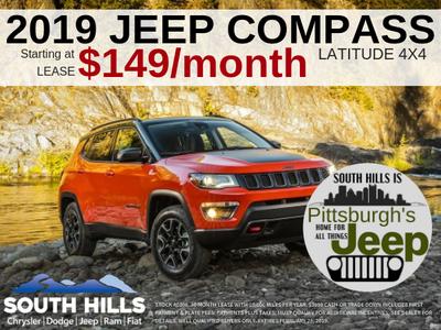 South Hills Chrysler Dodge Jeep RAM FIAT Image 5