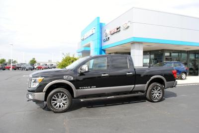 Nissan Titan XD 2016 for Sale in Sidney, OH