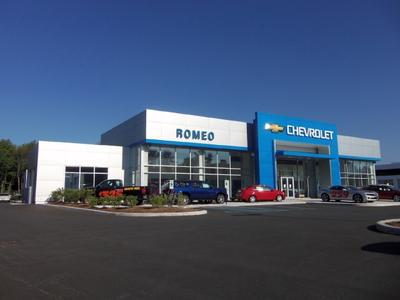 Romeo Chevrolet Buick GMC Image 1