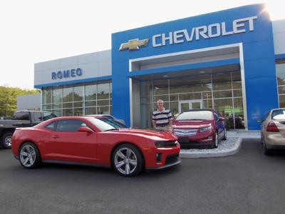 Romeo Chevrolet Buick GMC Image 4