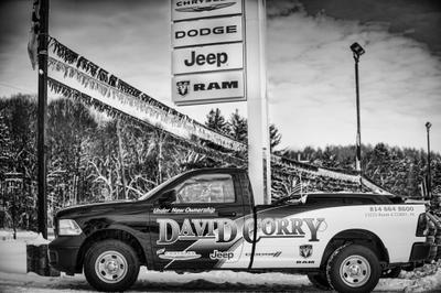 David Corry Chrysler Dodge Jeep RAM Image 3