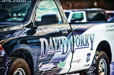 David Corry Chrysler Dodge Jeep RAM Image 7
