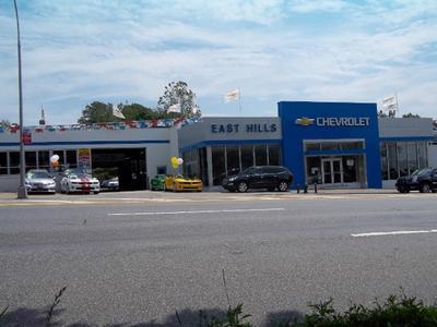 East Hills Chevrolet Douglaston Image 1