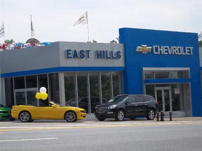 East Hills Chevrolet Douglaston Image 2
