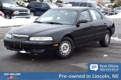 1996 Mazda 626 DX for sale VIN: 1YVGE22C4T5556297