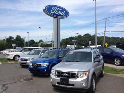 Otis Ford in Quogue including address, phone, dealer reviews