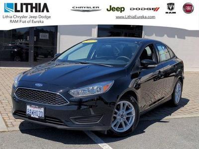 Ford Focus 2017 a la venta en Eureka, CA