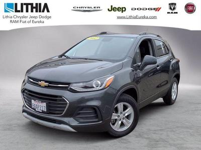 Chevrolet Trax 2017 for Sale in Eureka, CA