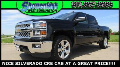 Chevrolet Silverado 1500 2014 for Sale in West Burlington, IA