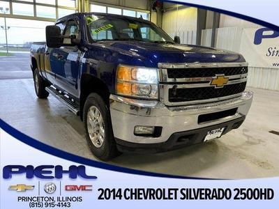 Chevrolet Silverado 2500 2014 for Sale in Princeton, IL