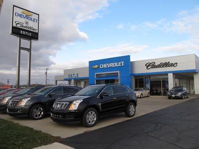 Estle Chevrolet Cadillac Image 8
