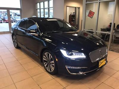 2017 Lincoln MKZ Select for sale VIN: 3LN6L5D95HR601175