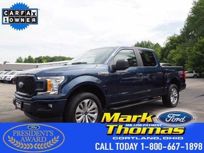Ford F-150 2018 for Sale in Cortland, OH