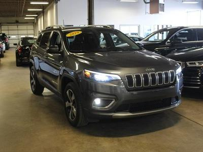 Jeep Cherokee 2019 for Sale in Erie, PA
