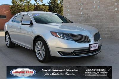 Lincoln MKS 2014 for Sale in Wheatland, WY