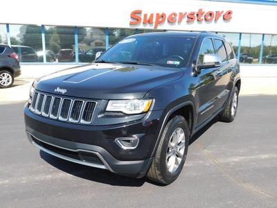 Jeep Grand Cherokee 2015 a la venta en Girard, PA