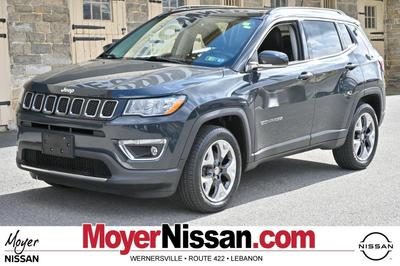 Jeep Compass 2018 for Sale in Wernersville, PA
