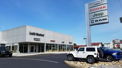 Ladd Hanford Chrysler Dodge Jeep Mazda RAM Image 6