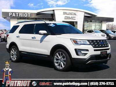 Ford Explorer 2016 for Sale in Boyertown, PA
