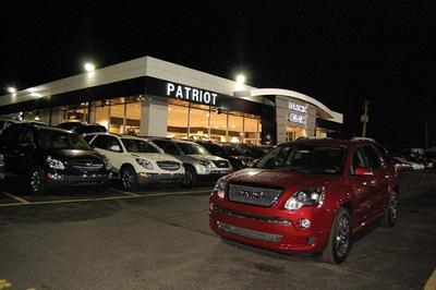 Patriot Buick GMC Image 3