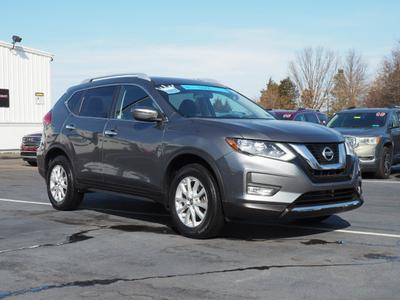 2017 Nissan Rogue SV for sale VIN: JN8AT2MV3HW254506