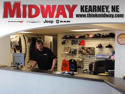 Midway Chrysler Dodge Jeep RAM Image 1