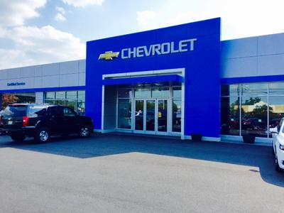 Ott Miller Chevrolet Of West Caldwell In Caldwell Including