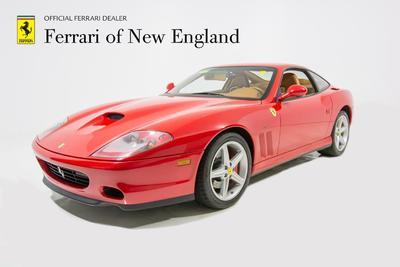 Ferrari 575 M 2002 for Sale in Norwood, MA