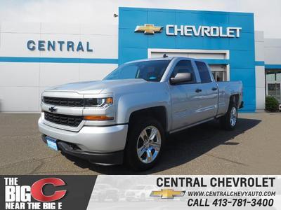 Chevrolet Silverado 1500 LD 2019 a la Venta en West Springfield, MA