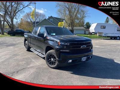 Chevrolet Silverado 1500 2020 a la venta en Oregon, IL