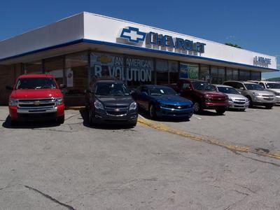 Latrobe Chevrolet Ford Image 1