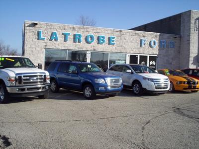 Latrobe Chevrolet Ford Image 2