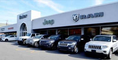 Baker Chrysler Jeep Dodge RAM Image 2