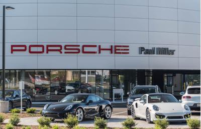 Paul Miller Porsche Image 7